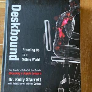 Other - Deskbound by Dr. Kelly starrett book